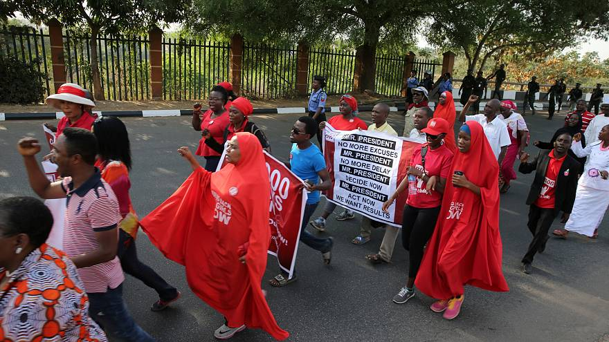 Boko Haram frees 82 Chibok school girls