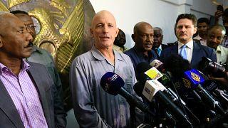 تحرير رهينة فرنسي خطف في تشاد