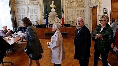 Présidentielle en France : participation de 65,3% en fin d'après-midi, en forte baisse