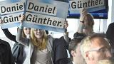 CDU in Schleswig-Holstein klar vorn - AfD bei 5,5 Prozent
