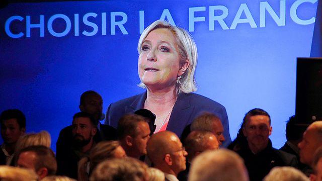 """Le Pen: """"Complimenti a Macron, ma noi forte opposizione"""""""