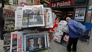 الصحف الفرنسية تحتفي بفوز ماكرون رئيسا لفرنسا