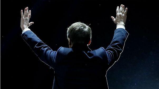 Macron: ein Präsident im Wahlkampfmodus