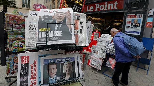 How the French press have reacted to Macron's victory