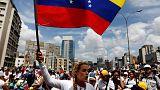 Венесуэла: слухи о военных трибуналах для участников протестов