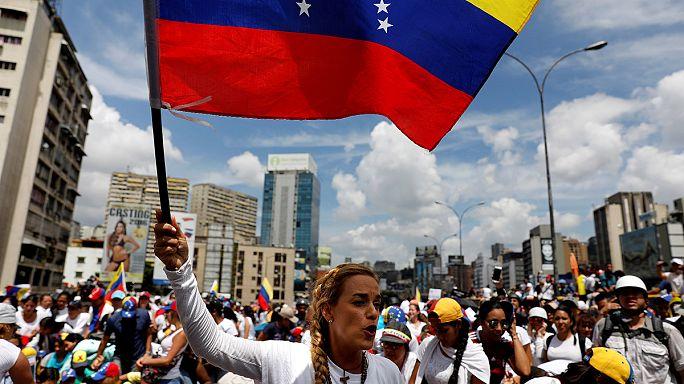 Venezuela : l'opposant Leopoldo Lopez croupit en prison