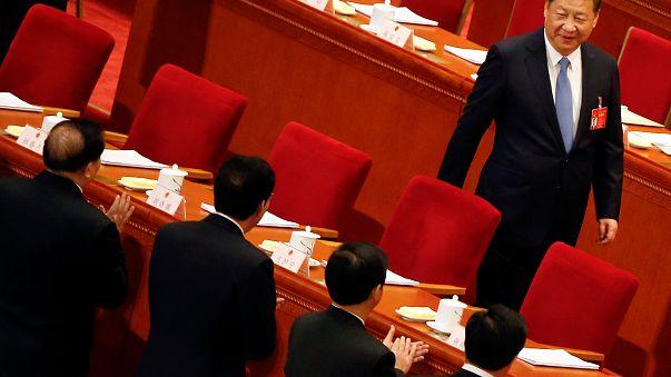 شي جينبينغ يهنئ ماكرون على فوزه في الانتخابات الرئاسية