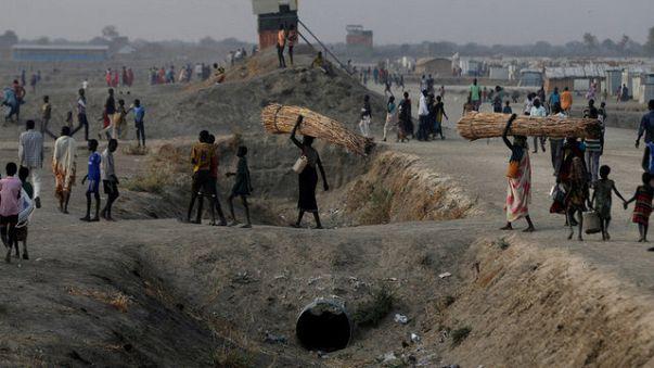 الحرب تجبر مليوني طفل في جنوب السودان على الفرار من ديارهم