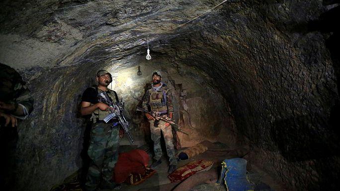 """مقتل عبد الحسيب زعيم تنظيم """"الدولة الإسلامية"""" في أفغانستان"""