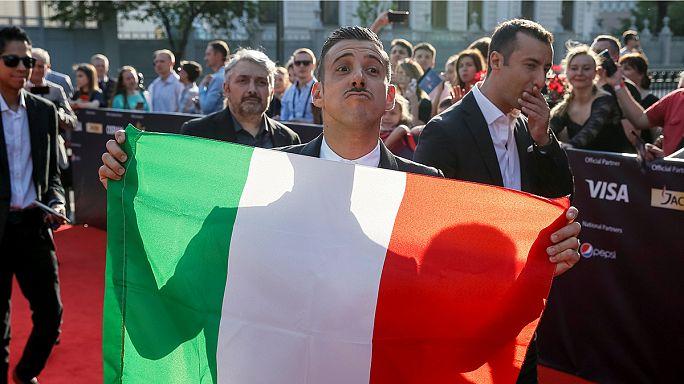Eurovisión 2017: Italia presenta la canción favorita