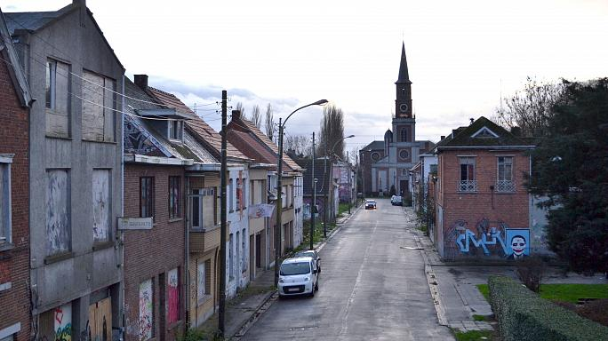 Down but not out: the curious case of Belgium's graffiti ghost town
