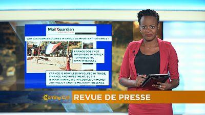 Revue de presse : édition du 08 mai 2017