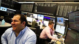 Θετικά «είδαν» οι αγορές τη νίκη Μακρόν