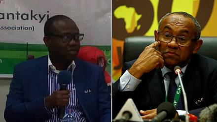 Ghana's FA chief named CAF first-VP, DR Congo gets 2nd slot