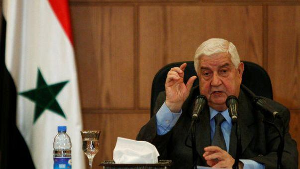 المعلم: دمشق ستلتزم باتفاق خفض التوتر في حالة التزام المعارضة به