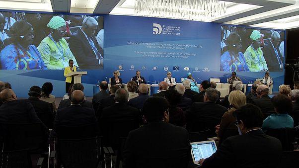 Μπακού: Το 4ο Παγκόσμιο Φόρουμ Διαπολιτισμικού Διαλόγου