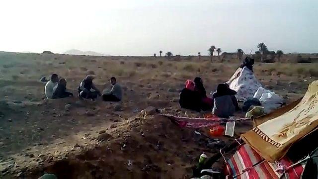 لاجئ سوري يروي معاناة العالقين بين الجزائر والمغرب