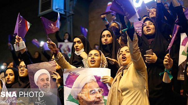 روحانی: جوانان ما راه آزادی را انتخاب کرده اند