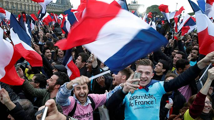 Cinco coisas a aprender com as presidenciais francesas