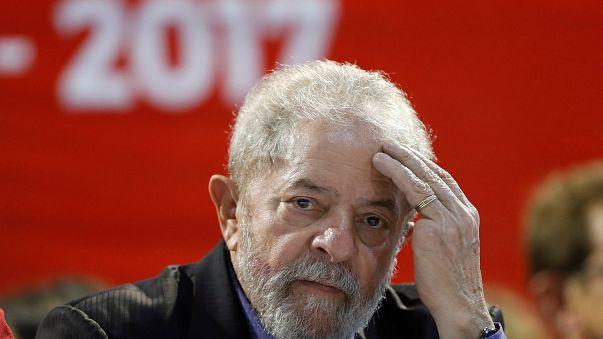 الرئيس البرازيلي الاسبق لولا دا سيلفا يواجه القضاء