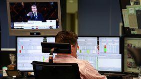 Рынки ждут от Макрона действий
