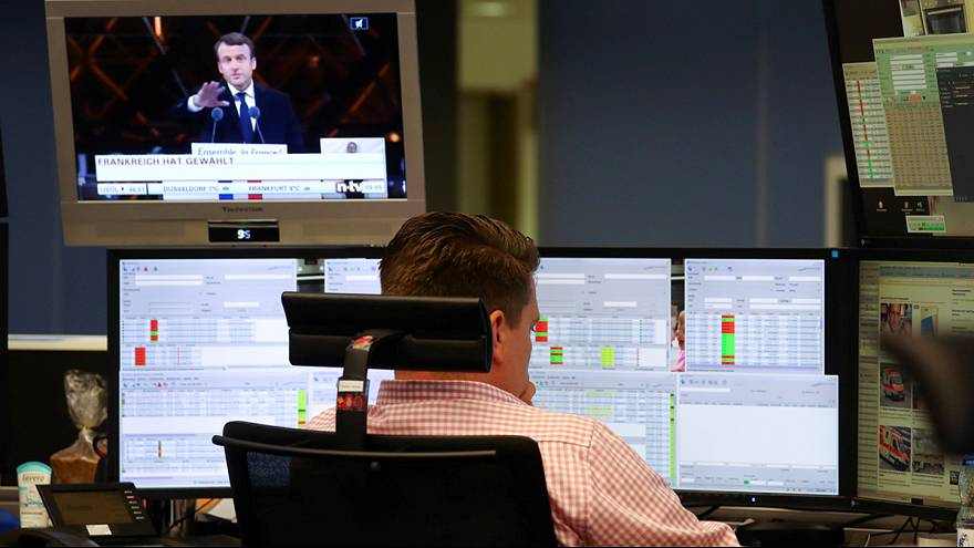 Bolsas: Investidores de olhos postos nos desafios de Macron