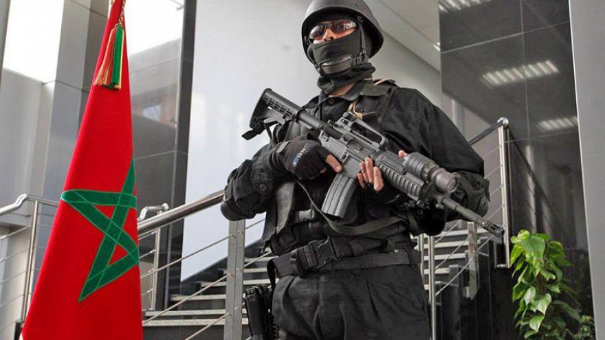 تفكيك خلية إرهابية من 3 أشخاص بتنسيق مغربي إسباني
