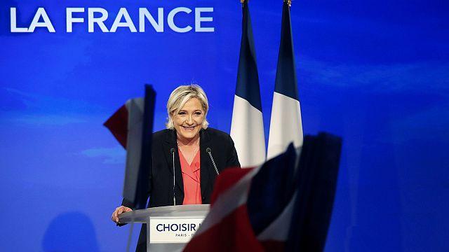 Marine Le Pen anuncia remodelación del Frente Nacional tras derrota electoral