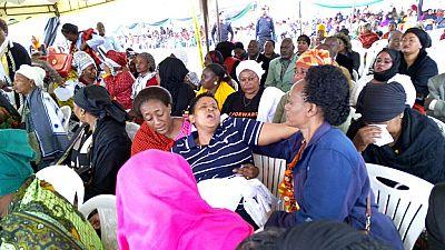 Tanzanie : obsèques nationales pour les 34 victimes d'un accident de la route