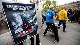 Francia dividida: más alivio que entusiasmo tras la elección de Macron