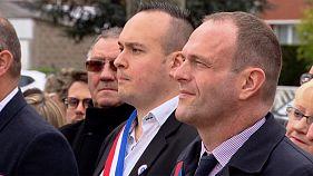 فرنسا: إينان بومون ..تتحدث عن هزيمة الجبهة الوطنية