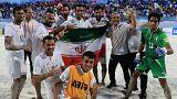 دو بازیکن ایران عنوان ستارگان جام جهانی فوتبال ساحلی را بدست آوردند