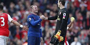Arsenal beendet Manchesters Siegserie von 25 Spielen