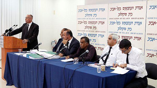 Família palestiniana processa Estado de Israel