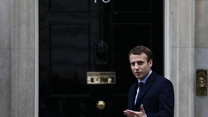 What Emmanuel Macron has said about Brexit