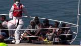 Italy: More than 200 migrants feared drowned this weekend
