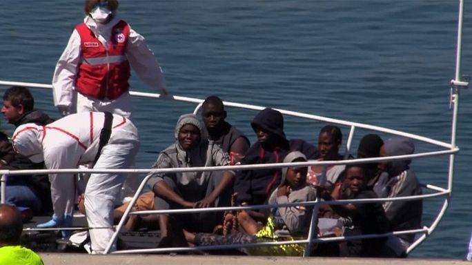 Plus de 200 migrants auraient disparus en mer ce week-end