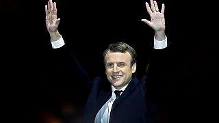 Des dirigeants africains se réjouissent de l'élection d'Emmanuel Macron