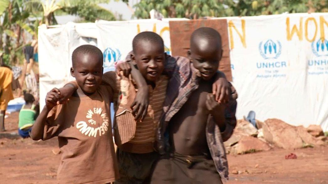 أكثر من مليون طفل لاجئ ضحية الحرب الأهلية في جنوب السودان