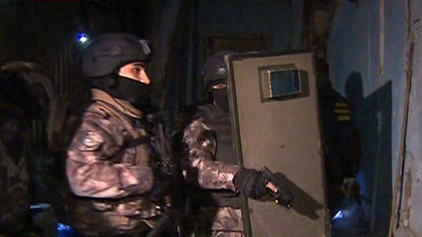 Turquía: macrooperación policial contra el tráfico de drogas