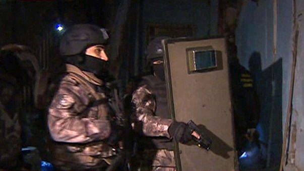 Turchia, maxi-blitz antidroga. Più di 7000 agenti hanno operato in 79 province
