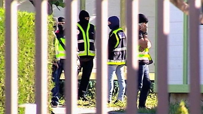Operación antiterrorista en Cataluña y Tánger