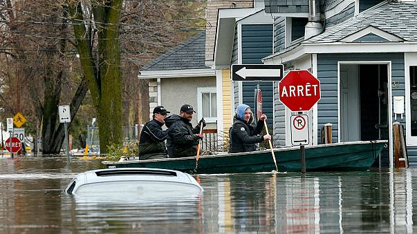 Canada: Flooding state of emergency in Montreal