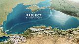 Lancement des travaux du gazoduc TurkStream