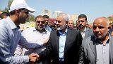 Le nouveau chef du Hamas soutient les prisonniers en grève de la faim