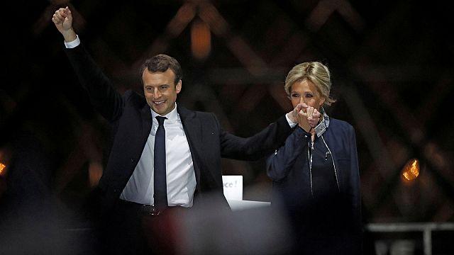 Újraéledhet a francia-német tengely Macron győzelmével