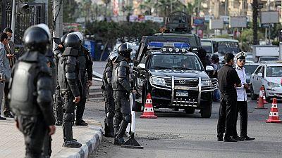 """Egypte : huit """"terroristes"""" tués dans le sud"""