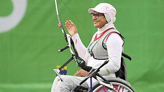 زهرا نعمتی، قهرمان بازیهای پارالمپیک ممنوعالخروج شد