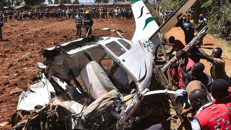 2 Americans among 5 dead in Kenyan plane crash | Euronews