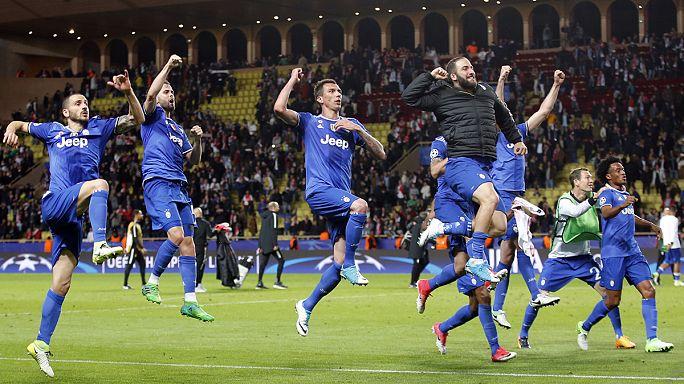 Champions League: la Juventus ospita il Monaco, sognando Cardiff